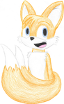 Tails by StormerStatic