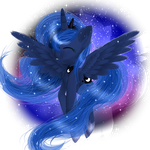 _-MLP-_ Princess Luna by Rena-mlp-999