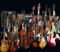 Guitar Collection 2013 by rori77