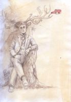 stag man by cowpatface