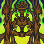 Marvel:  Groot by dragonfire53511