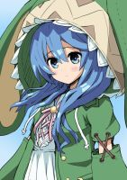 ~yoshino~ by waru-geli