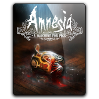 Amnesia - A Machine For Pigs V2 by dander2