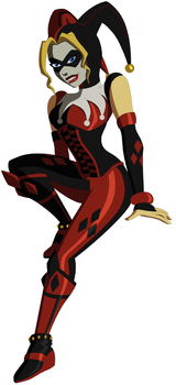 Young Justice: Harley Quinn by AMTModollas