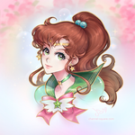 Eternal Sailor Jupiter by Channel-Square