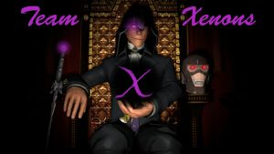 Team Xenons Title by SkullHunter1590