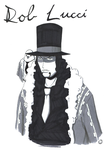 OP: Rob Lucci by Freaky-chan