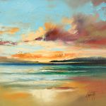 Tiree Beach Study by NaismithArt