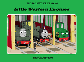 RWS No 46 - Little Western Engines by ThomasZoey3000