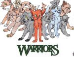 Warriors - Into The Wild by BlueStencil