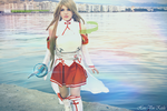 Asuna Yuuki From Sword Art Online, in Real Life by HoroVonKaida