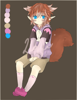 Paypal Adopt auction - Original Species CLOSED by Leafei