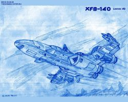 XFB-140 Lighting A2 by TheXHS