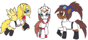 The Pony Assistants by charlotte199056