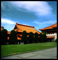 Nan Tien Temple - 2 by alcohobo
