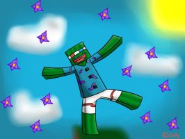 Bashurverse Speed Art by JellyBray