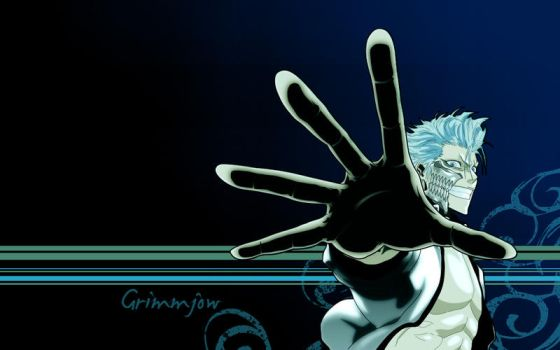 grimmjow. by ryvir