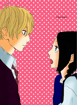 Hirunaka no Ryuusei - #002 by Calavericharm