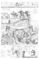 TF: M- 'Wayward Son' :pencils: by saganich