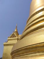 Grand Palace II, Bangkok by melemel