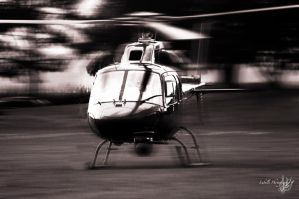 helicopter by LubelleCreativeSpark