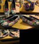 21 Painted Shoes by naru