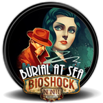Bioshock Infinite: Burial At Sea EPISODE 1 - Icon by Blagoicons