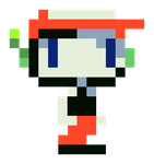 Cave Story dude - Quote - icon by Doctor-Cool
