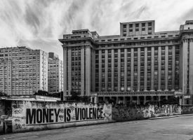 Money is Violence by niklin1