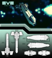 mk1v1 dreadnought by Medvenator