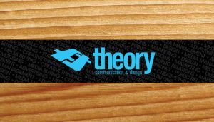 Theory Business Card: Back by creativevolition