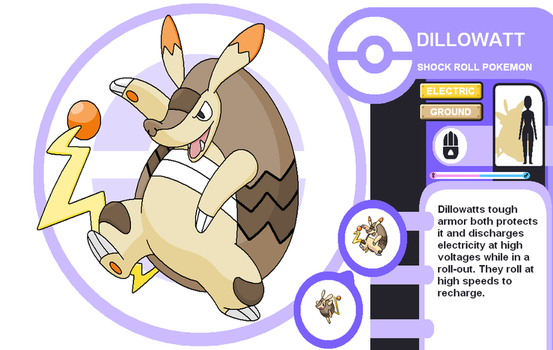 Dillowatt by Cerulebell