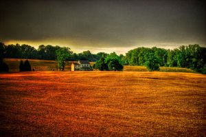 Farm house by Schwingding
