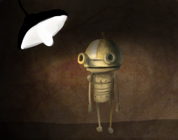 Machinarium by Super-Cute