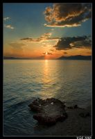 Makarska - Sunset xyz by Klek