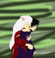 Yours Always - Inuyasha/Miroku Fluff by InLoveWithYaoi