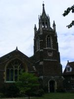 Old St Mary's church Woburn by Jack-In-The-Green