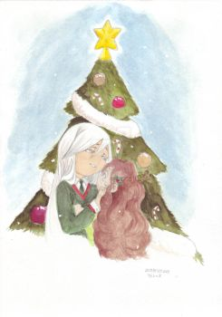 All I want for Christmas is... you! X3 by CeresUkitake