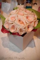 Bouquet of Roses by QueenSheba24