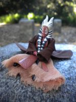 Shaak Ti Meditates by InkRose98