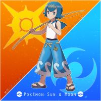 026 Lana - Sun and Moon Project by kelvin-trainerk