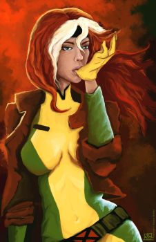 Rogue Touch by shaunamobley
