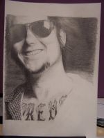 Synyster Gates in progress #4 by Galatea94