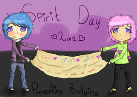 Preventing Bullying by Chickadee-chii