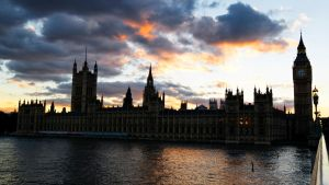Palace of Westminster by Oaken-shield