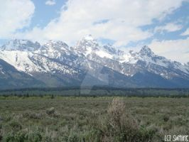 GRAND TETON NATIONAL PARK by swtiine