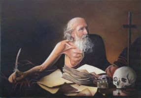 Saint Jerome by EDU1