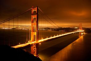 Golden Gate Bridge 1 by epiphyte78