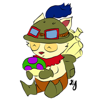 Teemo by Ysterath