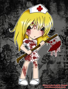 Bloody Sorry by Scr3amForMe